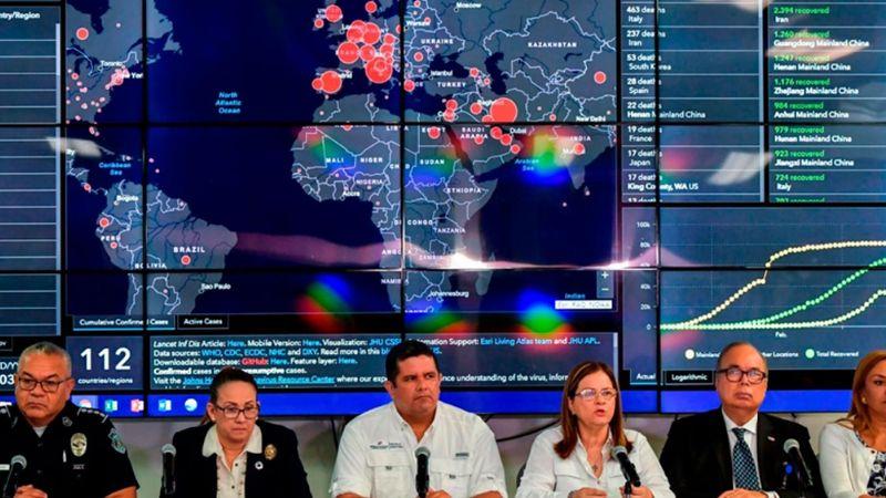 Panamá confirma la primera muerte por coronavirus; tenía una enfermedad más