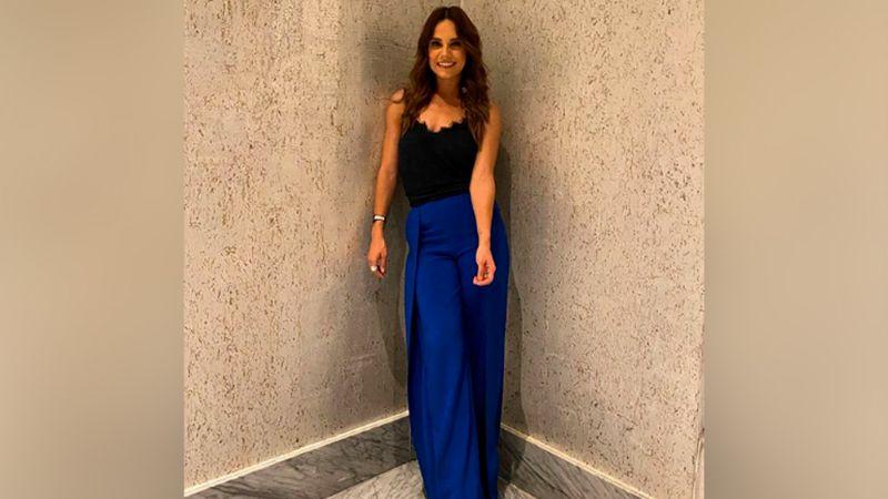 """¡Tómala TV Azteca! Tania Rincón posa en Televisa: """"Emocionada, qué placer"""""""