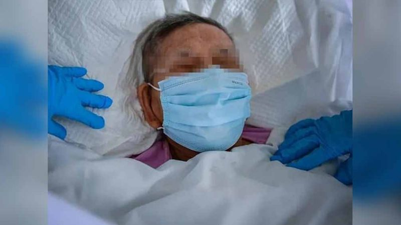 Mujer de 103 años sana del coronavirus en 6 días; es la más longeva en lograrlo