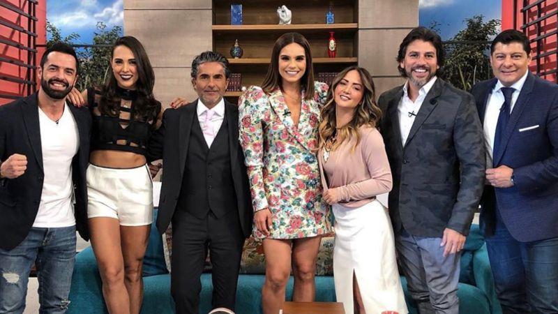 Tiembla 'Venga la Alegría': Tania Rincón da golpe a TV Azteca y aparece en 'Hoy'