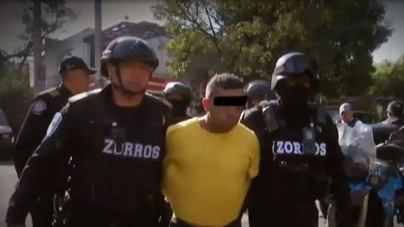 Presunto asesino de Abril Pérez liga al exesposo de ella con el feminicidio