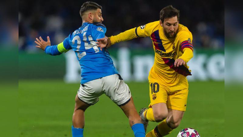 Coronavirus: Barcelona recibirá al Napoli para un juego a puerta cerrada