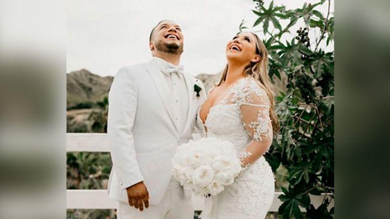 ¿Se acabó el amor? A 8 meses de la boda, Chiquis Rivera y Lorenzo se divorciarían