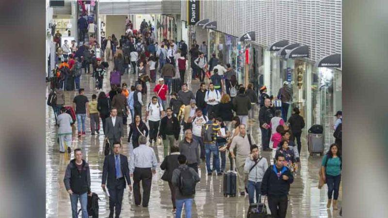 Gobierno de México afirma que no habrá restricción de vuelos por coronavirus