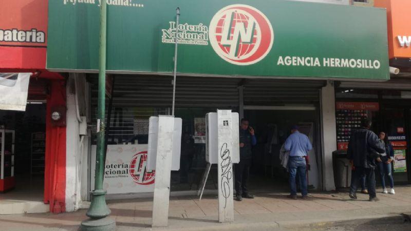 En Sonora ya se venden los 'cachitos' de lotería para rifa del avión presidencial
