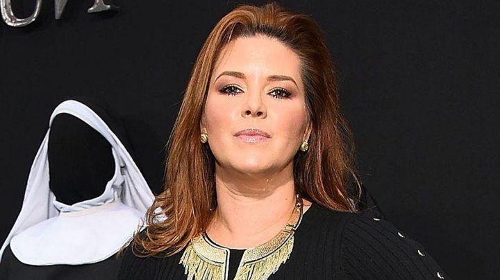 Alicia Machado impacta en Instagram con FOTO 'sin ropa' antes de su regreso a Televisa