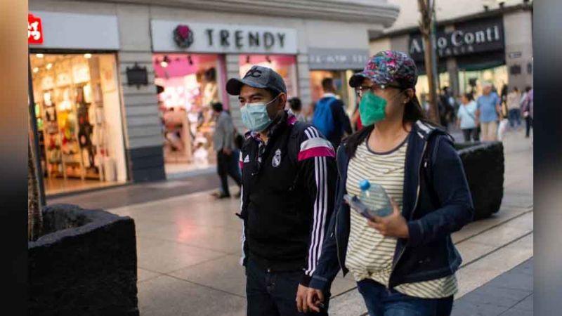 Cifra de casos confirmados por coronavirus en México se eleva a 15