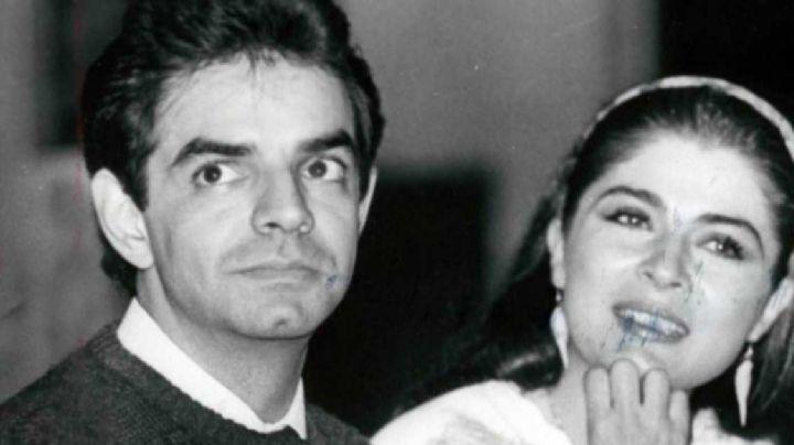 Victoria Ruffo comparte en redes inolvidables recuerdos al lado de famosos actores