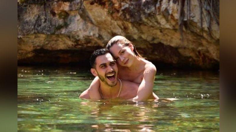 Ester Expósito felicita a Alex Speitzer por su cumpleaños con fotos y romántico mensaje