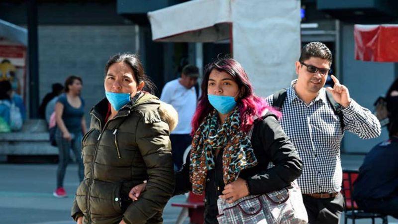 Coronavirus en México: Van 216mil 447 decesos y 2 millones 340 mil 934 casos positivos