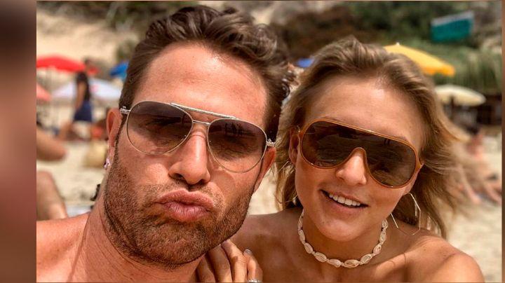 ¡Sol, alberca y amor! Angelique Boyer y Sebastián Rulli cautivan con ardiente baile