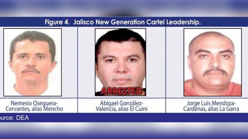 'La Garra', despiadado líder del CJNG en EU, sería el reemplazo de 'El Mencho'