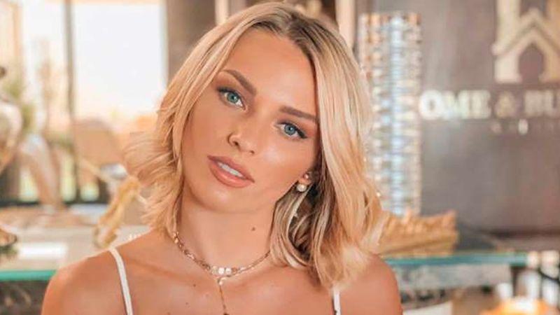 ¡Más polémica! Irina Baeva afirma que la discriminan por ser rubia y ojos azules