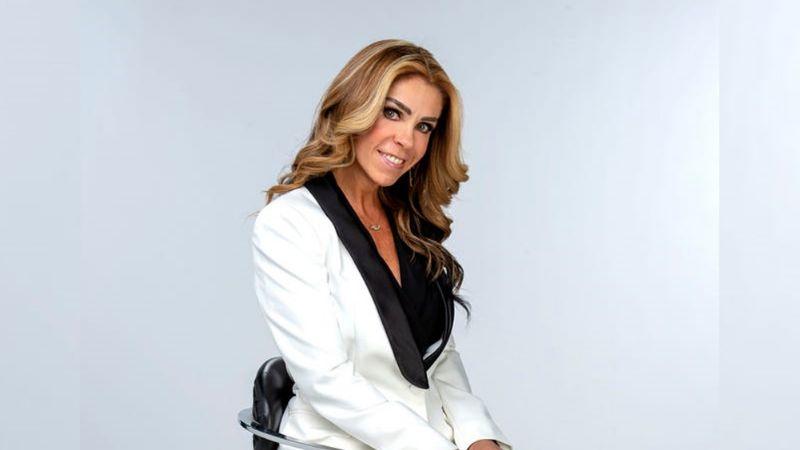 Tras muerte de su hija, Rocío Sánchez Azuara se queda sin trabajo en Televisa