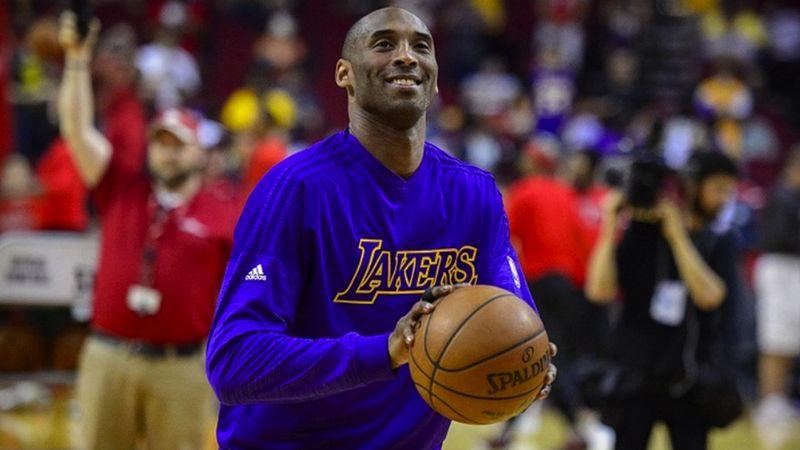 Subasta ofrecerá varios artículos de Kobe Bryant y otras leyenda del deporte