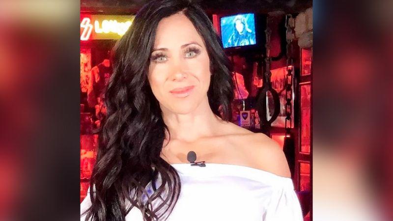 Mónica Noguera prende a fans al exhibir sus senos en traje de baño traslúcido