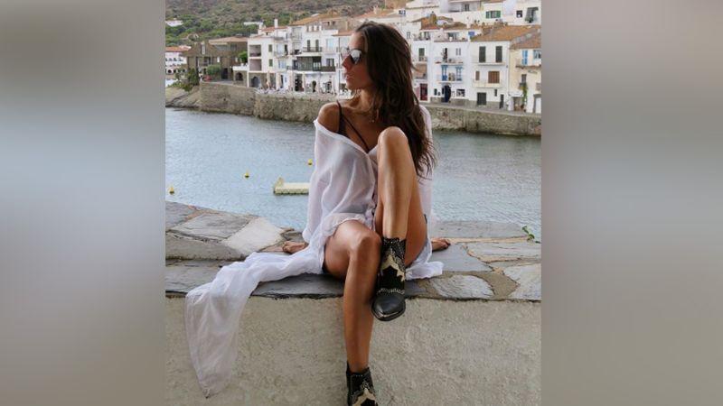 ¡Qué calor! Paulina Mercado presume su descomunal figura en atrevido bikini