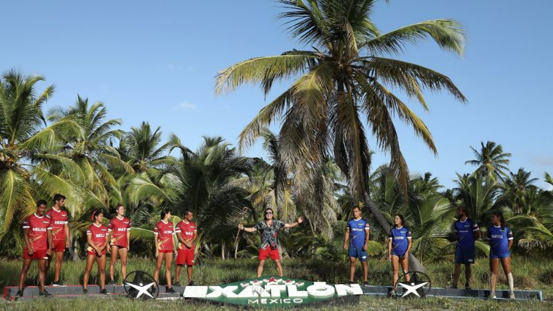 ¿Ya tienes a tu atleta favorito? Este día sería la gran final de 'Exatlón México'