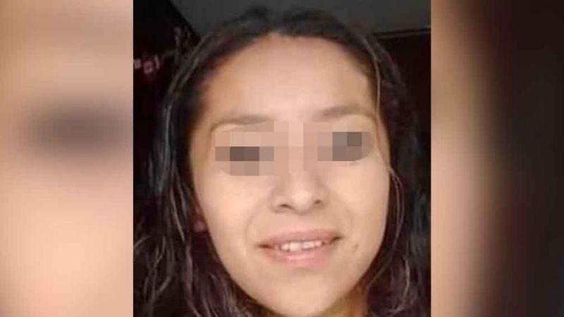 Entre llantos, familiares se despiden de Alicia, la joven asesinada por su ex
