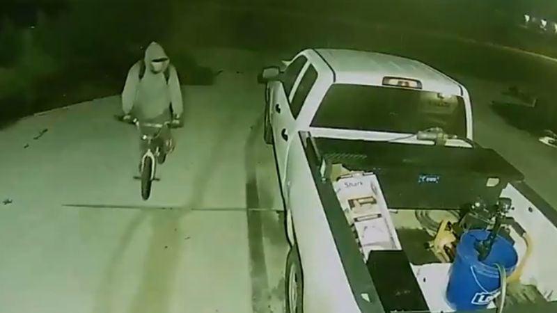 VIDEO: Familia crea ingenioso método antirrobo para espantar a ladrones