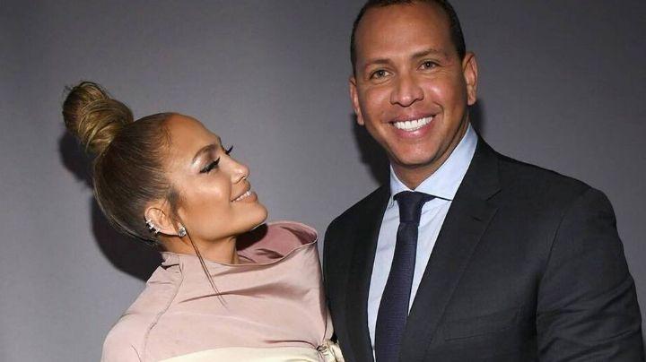 ¡Golpe a Alex Rodríguez! Captan a Jennifer Lopez muy bien acompañada de ¿un nuevo galán?