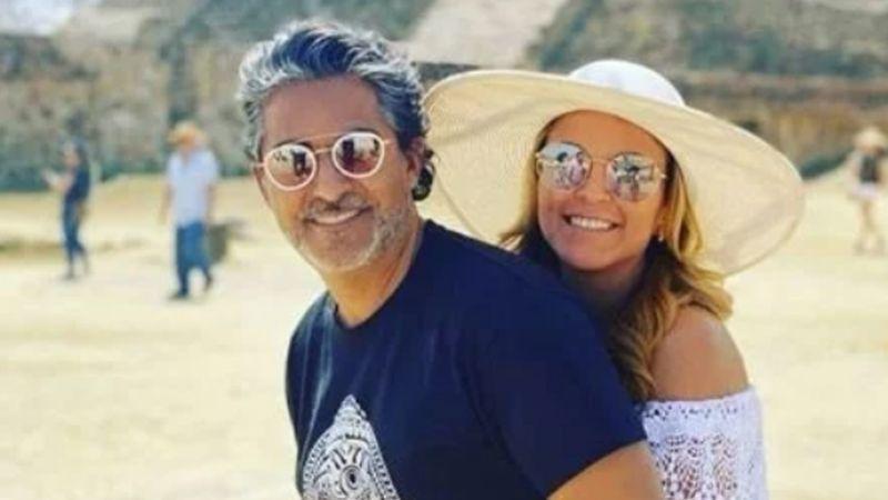 Golpe a Raúl Araiza: Ex del conductor de 'Hoy' confirma romance en FOTO con nuevo galán