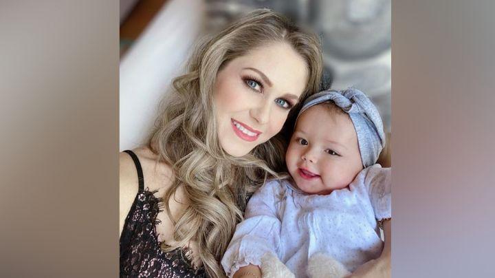 VIDEO: Actriz de Televisa rompe en llanto al narrar trágico momento junto a su pequeña hija