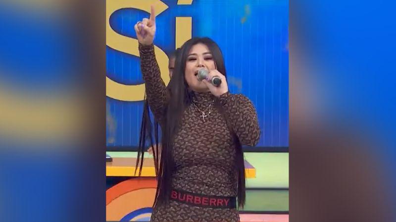 """""""Tantas gomioperaciones para nada"""": 'Gomita', destrozada por 'outfit' en 'Hoy'"""
