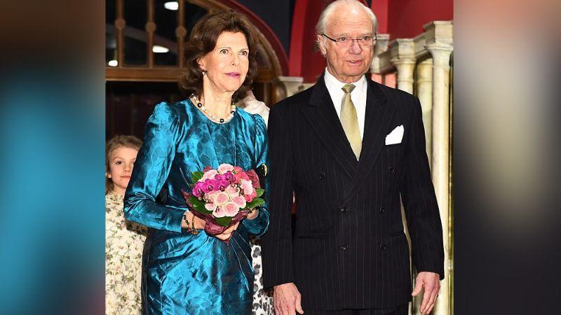 Coronavirus afecta la agenda real: Rey de Suecia cancela cena formal por temor