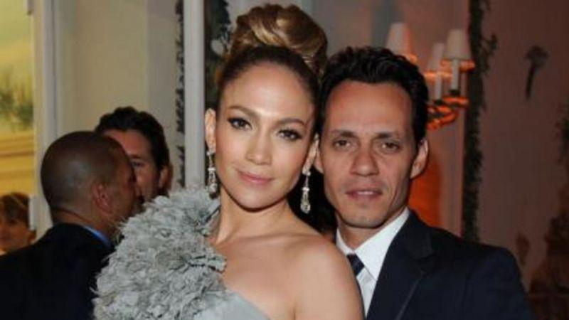 ¿Volvió con Marc Anthony? Tras romper con A-Rod, captan a Jennifer Lopez ¡junto a su ex!