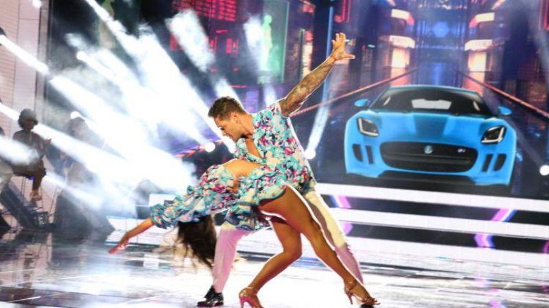 Chile: Chantal Gayosso, deslumbrante en debut de 'Bailando por un sueño'