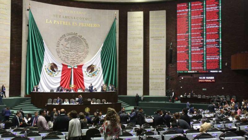Cámara de Diputados revela 11 casos de abuso sexual dentro del organismo