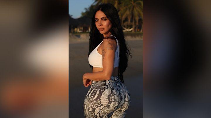 ¡Bellísima! Así luce Jimena Sánchez espectacular y cómodo 'outfit' deportivo en Instagram