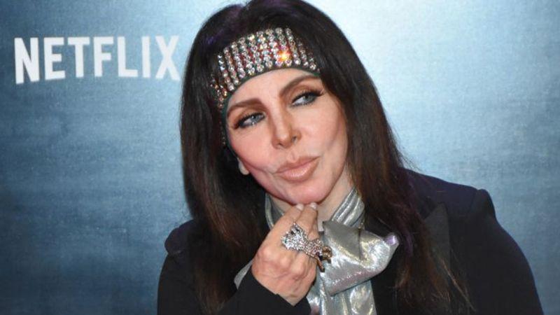 Sin miedo a polémica, Verónica Castro autoriza aparecer en bioserie de su ex