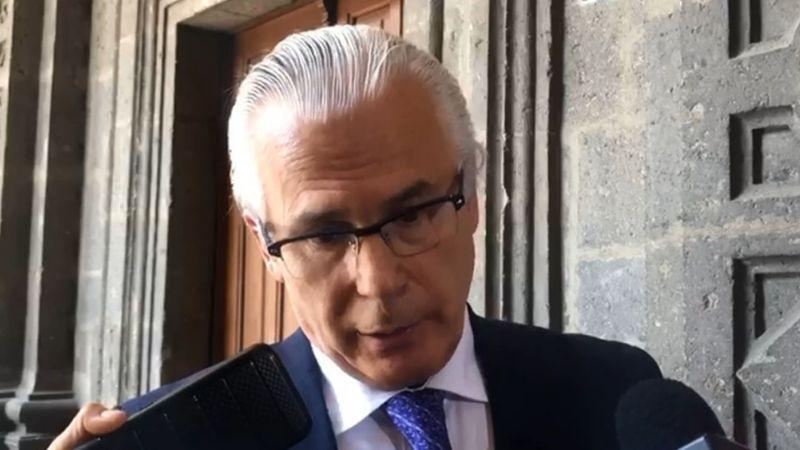 Emilio Lozoya ya tiene abogado en España, el polémico Baltasar Garzón