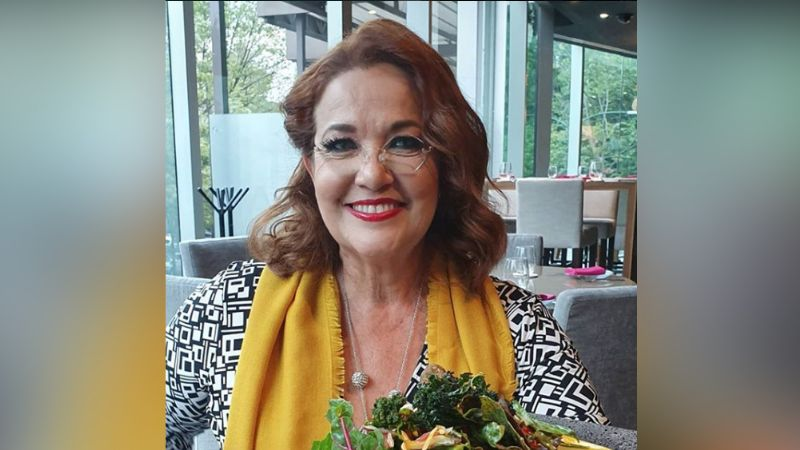 La jueza Betty de 'MasterChef' pierde 21 kilos en 2 meses y ¡luce irreconocible!