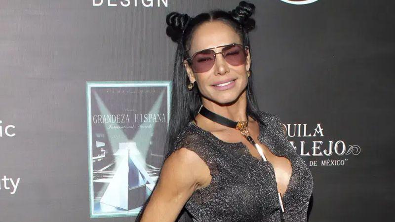 """Lis Vega no se arrepiente de sus videos eróticos: """"Para mí el pudor no existe"""""""