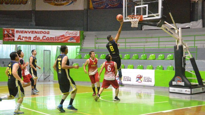 Las finales de grupo del basquetbol de Tercera Fuerza ya están marcha