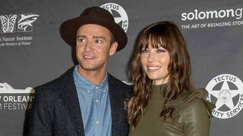 Así sorprendió Justin Timberlake a su esposa Jessica Biel por su cumpleaños