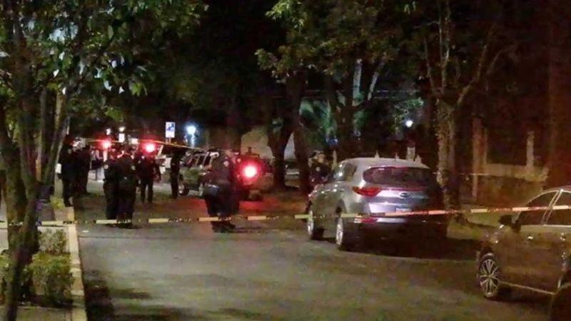 CDMX: Detención de un asaltante desata balacera en calles de Polanco