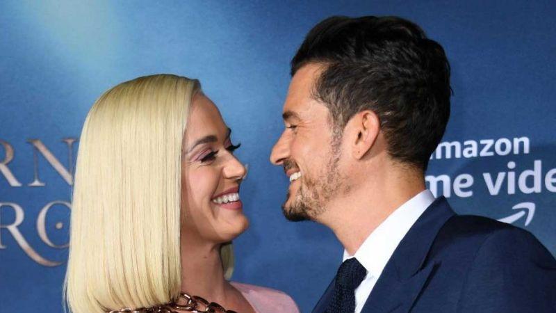 Terminan los rumores: Katy Perry sí espera un hijo de Orlando Bloom