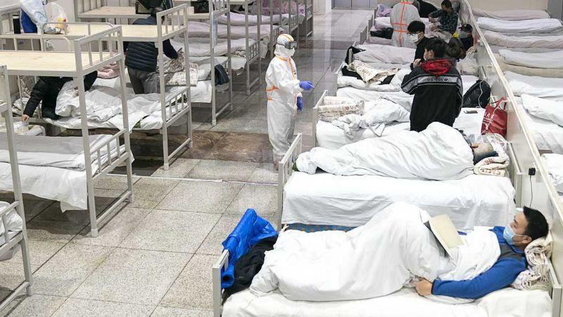 Coronavirus: Muere paciente en Wuhan que fue dado de alta 5 días antes
