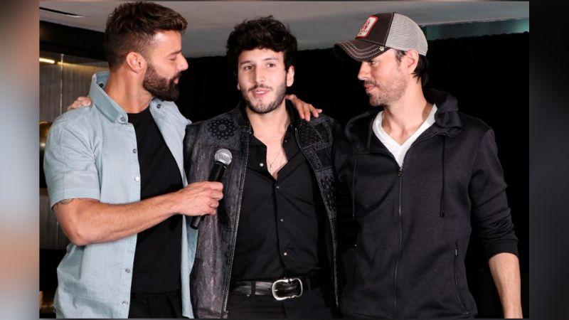 ¡Bomba! Ricky Martin y Enrique Iglesias anuncian gira juntos; Yatra se une