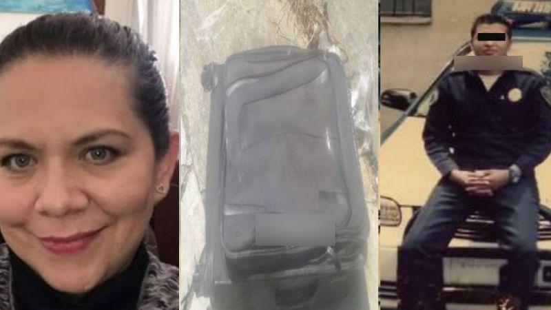 Ella es Ana Isabel, la hallaron muerta dentro de una maleta en Edomex