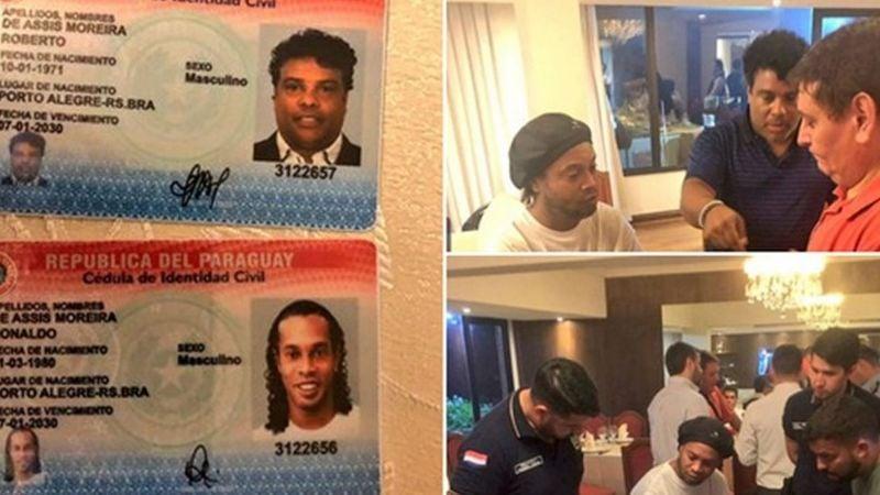 Caso Ronaldinho en Paraguay: Detienen a 2 mujeres, presuntas implicadas