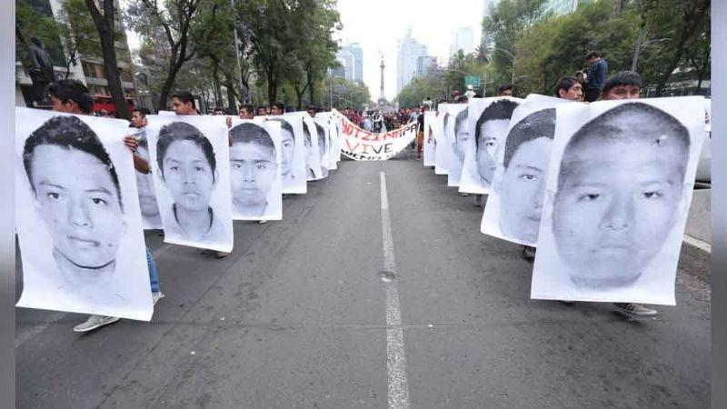 Nuevas pistas encontradas del caso Ayotzinapa serán analizadas en Austria