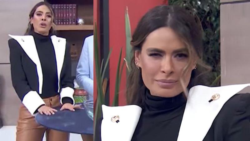 """""""'Yu-Gi-Oh!' en Televisa"""": Galilea Montijo, víctima de burlas por ridículo outfit en 'Hoy'"""