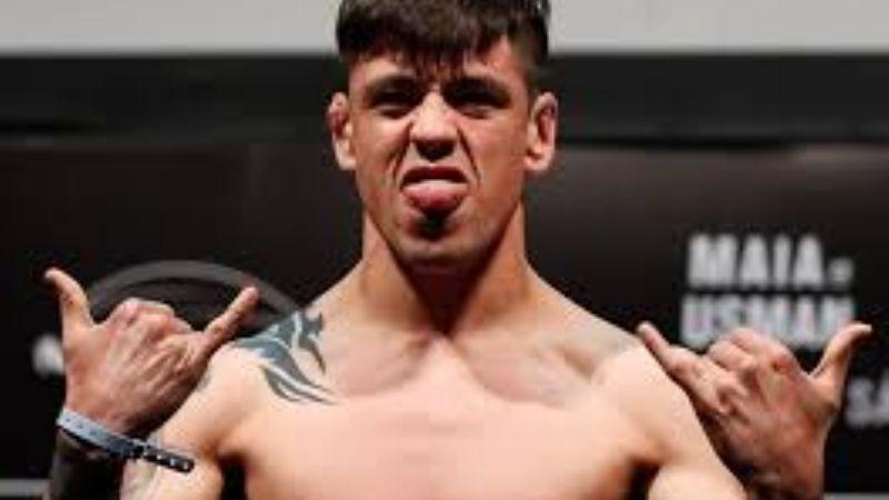 Brandon Moreno, listo para su pelear titular en contra de Jussier Formiga