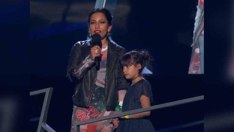 Spotify Awards: Julieta Venegas y Ana Tijoux alzan la voz contra feminicidios
