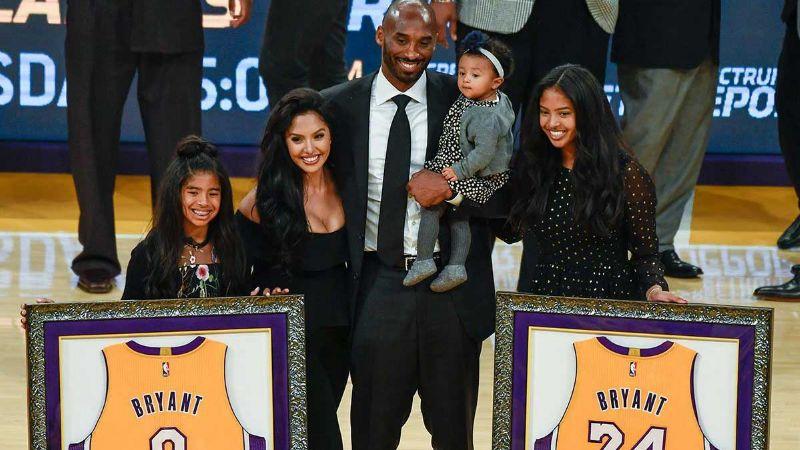 El 'mexicanizado' homenaje de Juan Toscano para Kobe y Gigi Bryant